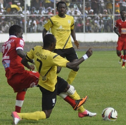 AshGold failed to travel to Accra for the game