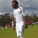 Bechem United winger Okrah vows not to celebrate a goal against Kotoko
