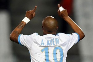 How Marseille supporters insult Ayew, team-mates over sorry state of the giant club