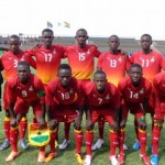 Ghana U17 beat hosts Namibia to reach final of 4-nation tourney