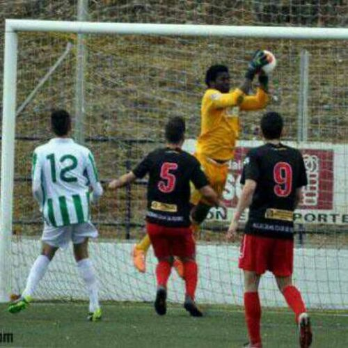 Razak Brimah in action for Cordoba