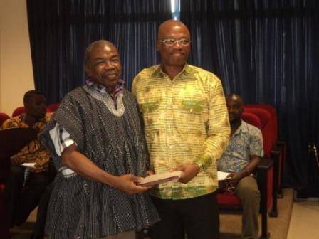Sports Development Seminar in Cape-Coast