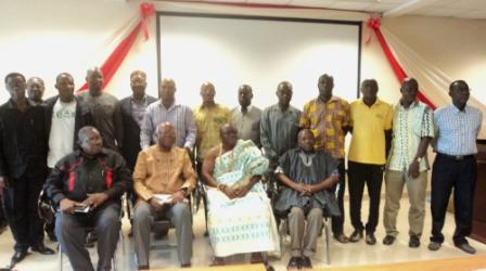 Sports Development Seminar in Cape-Coast