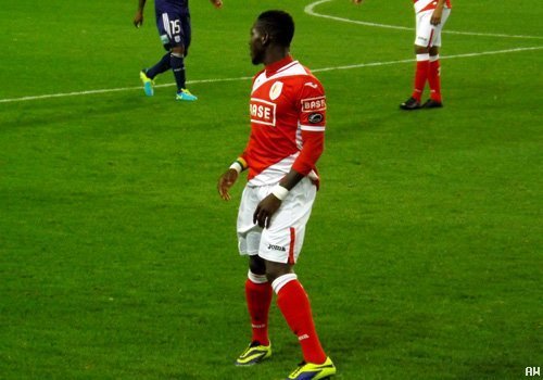 Daniel Opare is out of contract at Standard Liege at the end of the current campaign