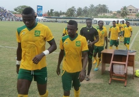 Dwarfs defeated  AshGold in Cape Coast
