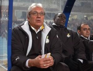 Ex Ghana coach Ratomir Dujkovic