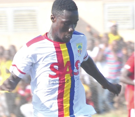 Foreign clubs chase Winful Cobbinah