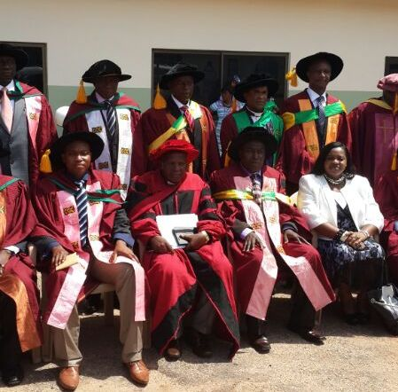 Ghana coach Kwesi Appiah was awarded doctorate degree on Saturday
