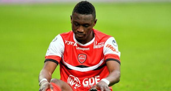 Ghana striker Abdul Majeed Waris is urging Valenciennes to win