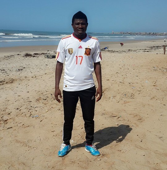 Hearts of Oak captain Moro Abubakar has resumed training