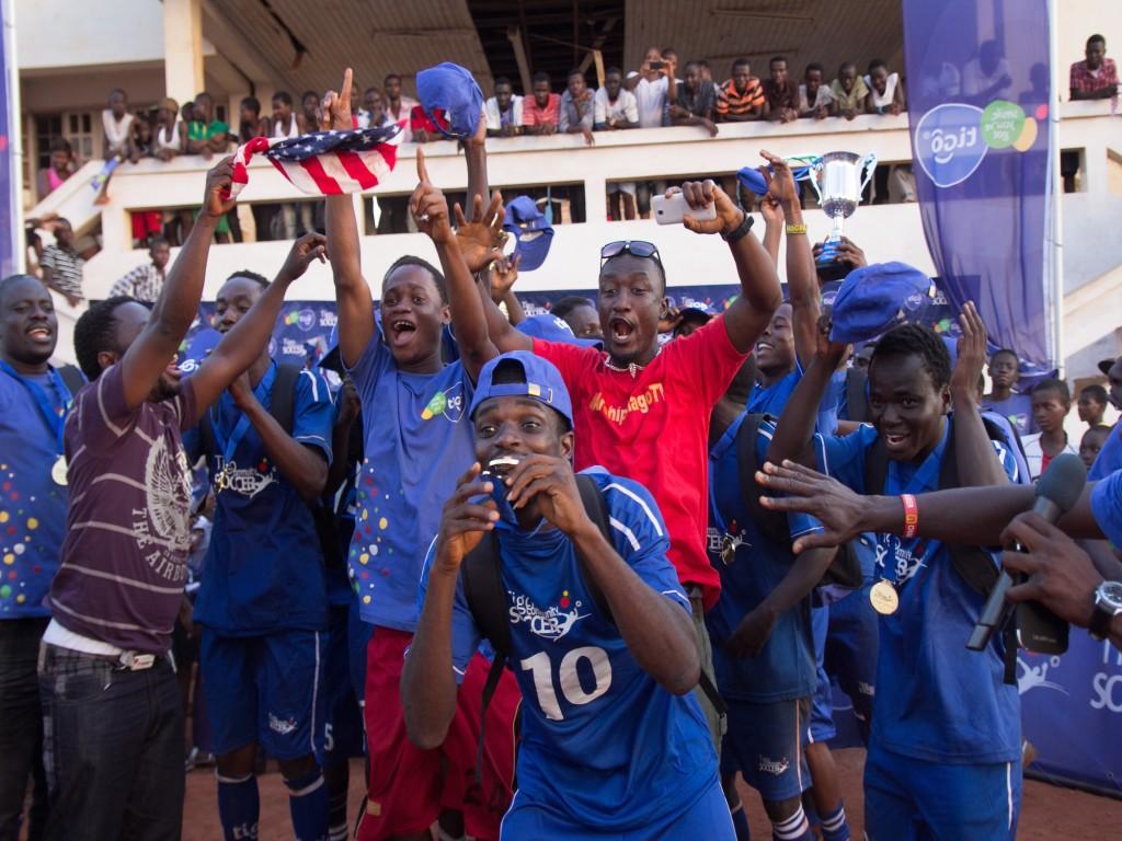 Dykyemso wins Kumasi edition of Tigo Community Soccer
