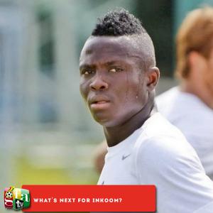 Ghana defender Inkoom happy over career revival in Greece after Dnipro nightmare