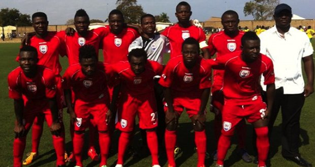 Inter Allies beat Hasaacas 1-0 in the MTN FA Cup