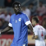 Ghanaian midfielder Isaac Sackey grabs consolation goal for Slovan Liberec in defeat to Sparta Praha
