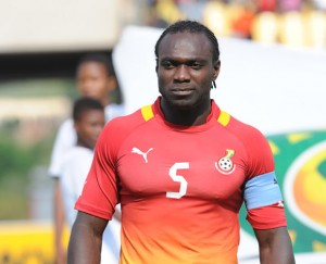 2014 World Cup: Ghana coach Appiah will invite defender John Mensah if he proves fitness