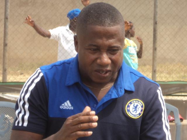 Bibiani Gold Stars hire coach Kobina Amissah for Division One playoffs