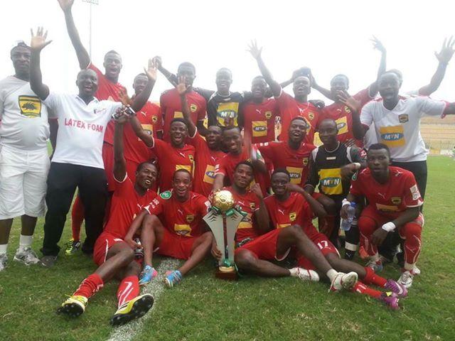 Kotoko to clinch Premier League title