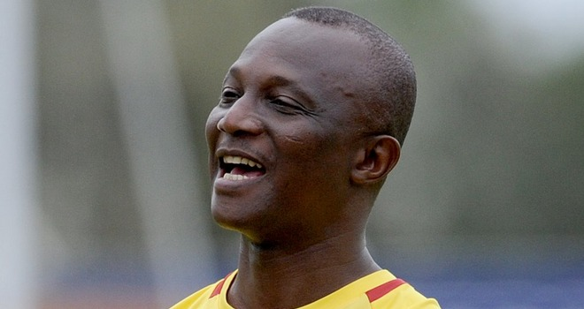 Kwesi Appiah fears no one