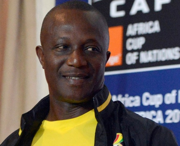 Ghana coach Appiah admits 2015 AFCON group tough, warns against under-rating opponents