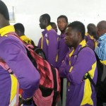 Medeama finally leave for Congo ahead of Leopards Confed Cup tie on Sunday