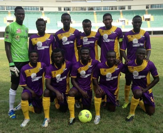 Medeama held by King Faisal
