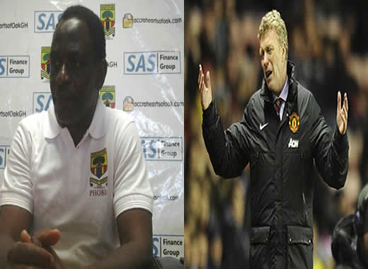 Mohammed Polo should have gone even before David Moyes