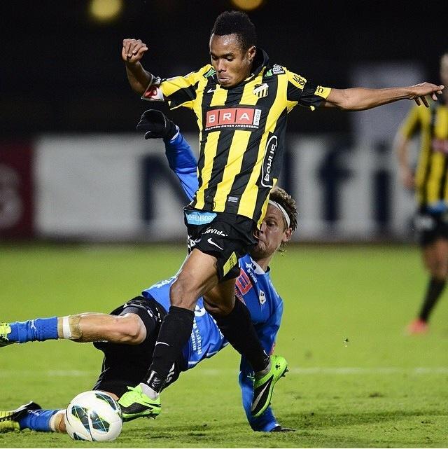 Nasiru Mohammed scored for BK Hacken on Wedneday evening