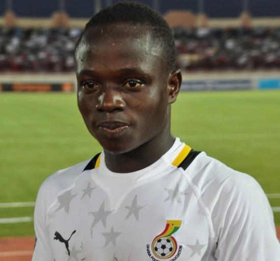 Ghana U20 star Moses Odjer