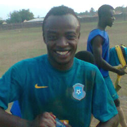 Wa All Stars striker Paul Asare.