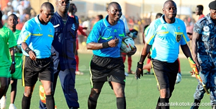 Ghana FA slaps referee ER Biney with four-match ban for 'cheating' Kotoko