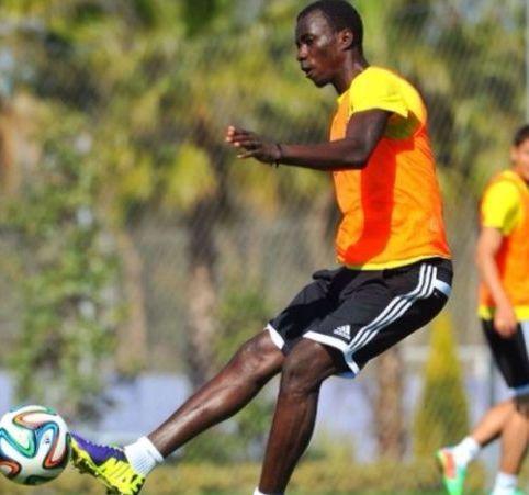 Rabiu Mohammed in line to play for Kuban Krasnodar on Sunday