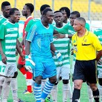 FIFA referee Reginald Lathbridge to hanlde WAFA-Hearts clash