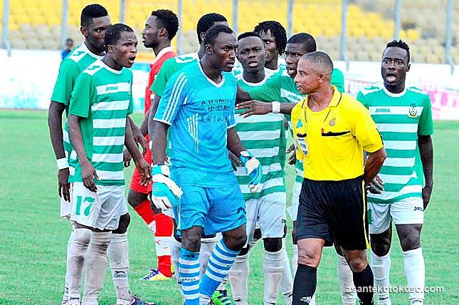FIFA referee Reginald Lathbridge to hanlde WAFA-Hearts clash