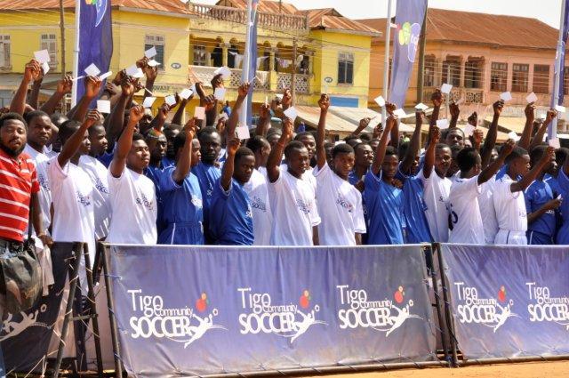 Tigo Communtity Soccer