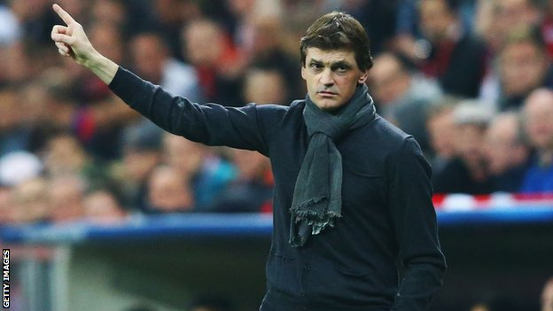 Tito Vilanova passed on on Friday