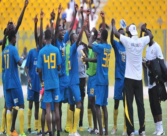 Wa All Stars beat Amidaus Professionals 2-0