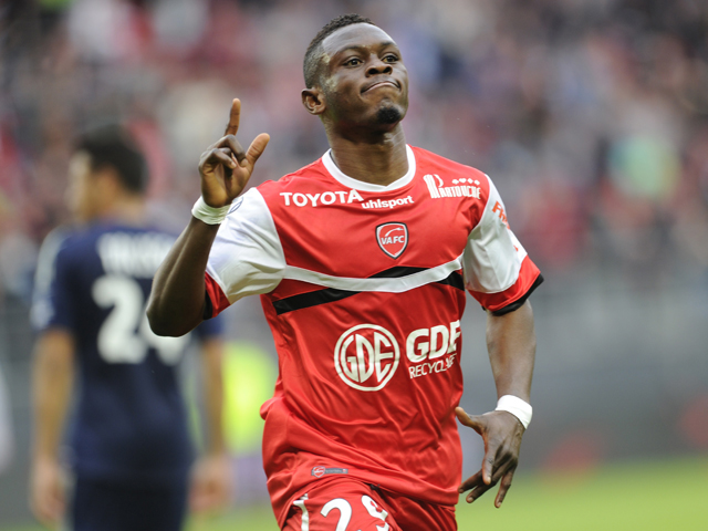 Majeed Waris lost on the Ligue 1 player of the month to Ibrahimovic