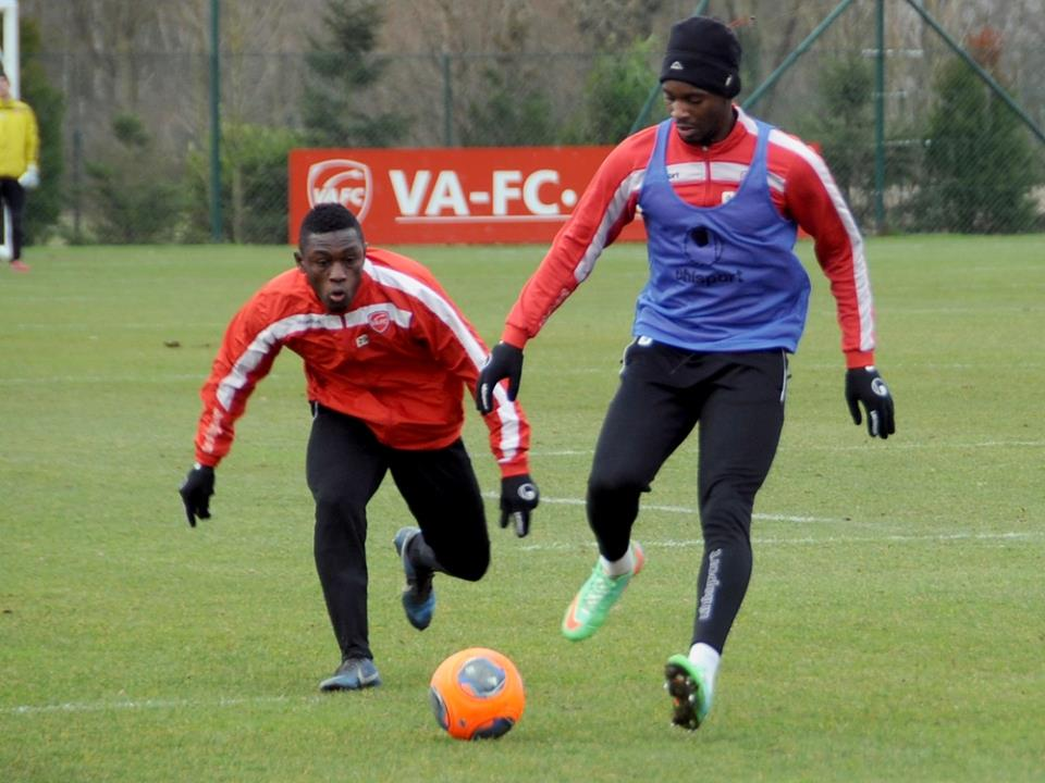 Waris, chasing from behind, is set to return for Valenciennes against Olympique Lyon