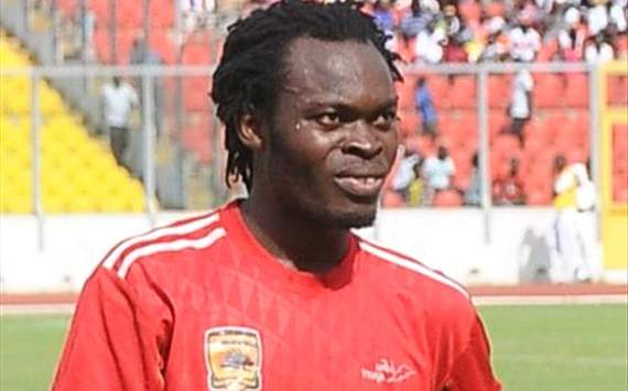 Kotoko slap indefinite ban on striker Yahaya Mohammed