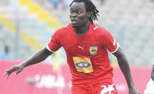 Yahaya Mohammed has been suspended by Kotoko