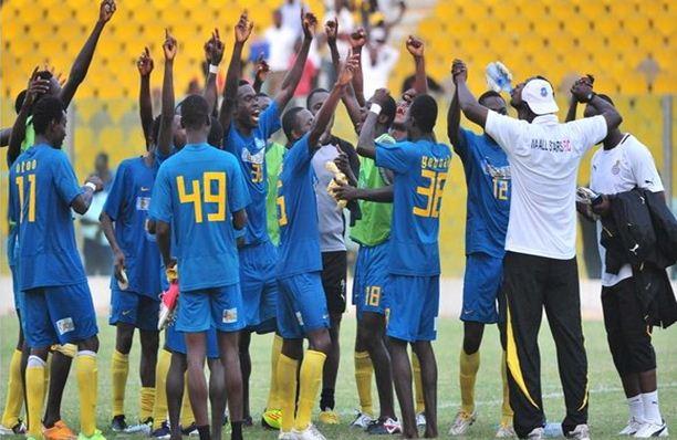All Stars inflict more misery on struggling Asante Kotoko