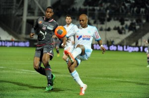 Marseille winger Andre Ayew has declared he's ready to move to England with Manchester United and Liverpool as the clubs hew would love to play for.