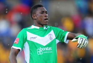 2014 World Cup: Ghana goalkeeper Daniel Agyei returns to Free State Stars squad