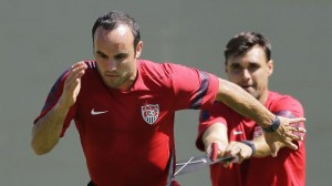 2014 World Cup: America's star Donovan confident USA will triumph in Group of Death