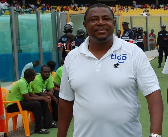 Ghana U17 coach Paa Kwesi Fabin