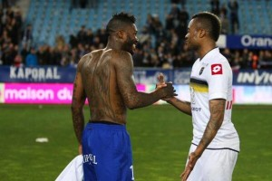 Ghana striker Jordan Ayew confident Sochaux can beat the drop