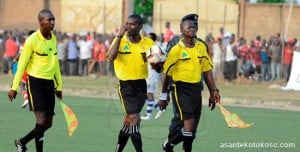 Kotoko unhappy with late referee changes, refs body assures Porcupines of fairness