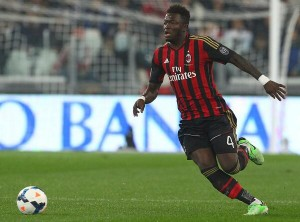 Sulley Muntari has admitted that AC Milan's next two games are vital if they are to qualify for the Europa League.