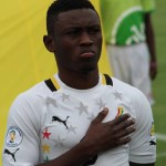 2014 World Cup: Injury scare for Ghana striker Majeed Waris in Black Stars training