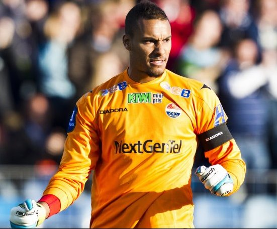 Adam Kwarasey has rejoined his club in Norway